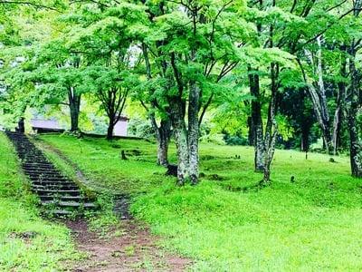土津神社の周辺