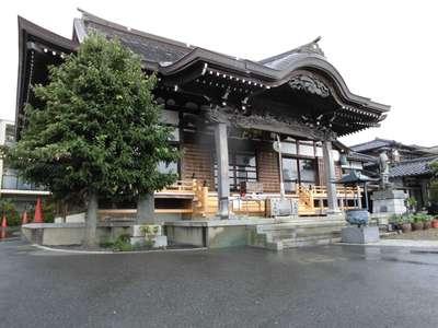 神奈川県東漸寺の写真
