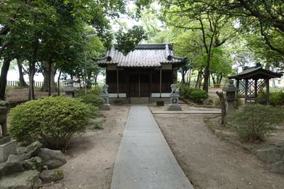 新屋座天照御魂神社(大阪府)