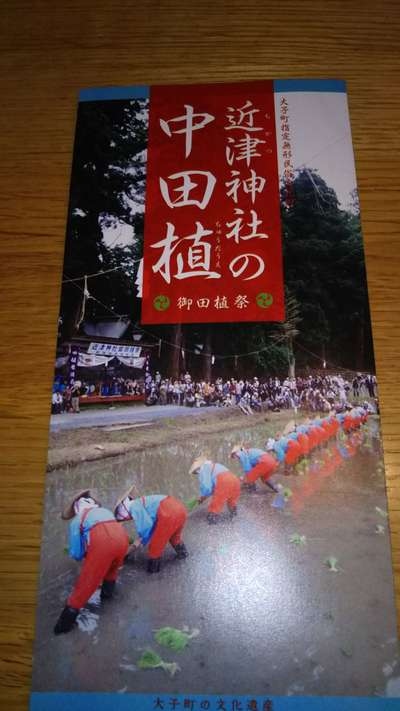 茨城県近津神社の写真