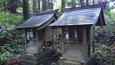 東金砂神社(茨城県)