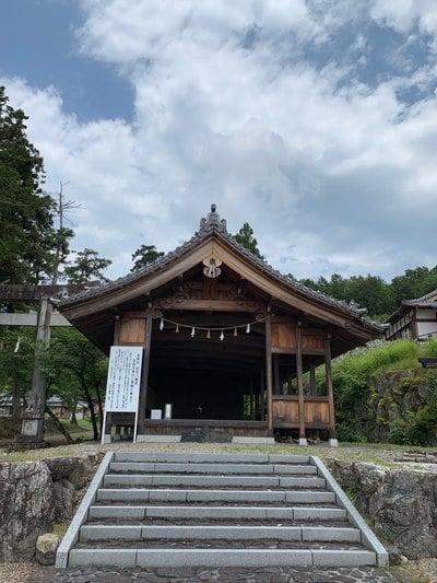 八幡神社(武芸八幡宮)(岐阜県)