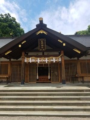 福井県毛谷黒龍神社の写真