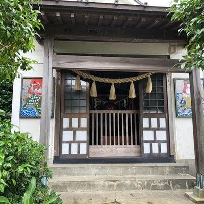 静岡県どんつく神社の写真