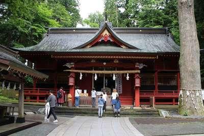 東口本宮冨士浅間神社(静岡県)