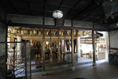 脳天大神龍王院(奈良県)