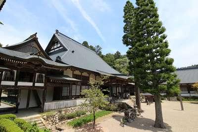 永澤寺の本殿