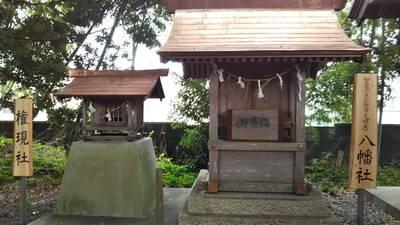 金守神社(静岡県)