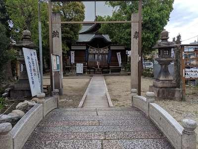 鼻川神社(大阪府)