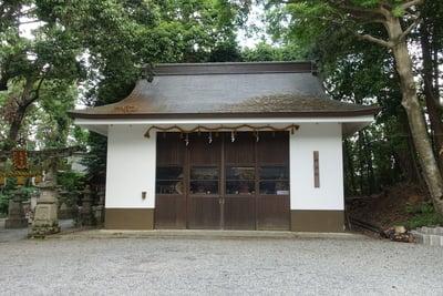小野原春日神社の建物その他
