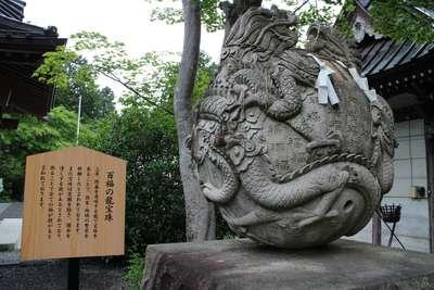 冨士御室浅間神社の芸術