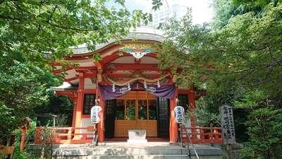 宝珠院の近くの神社お寺|芝東照宮