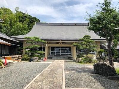 静岡県増船寺の写真
