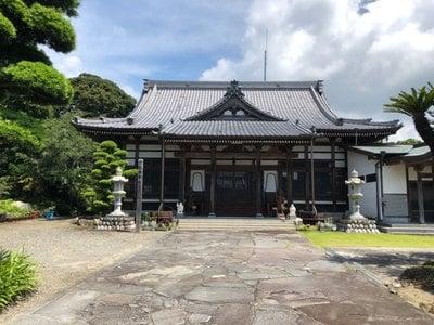 静岡県官長寺の写真
