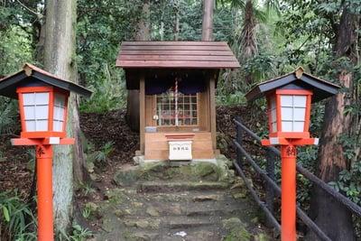 福島県西坂ねこ稲荷神社の写真