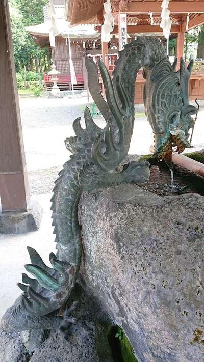 北東本宮小室浅間神社(山梨県)