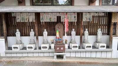 東京都禅東院の写真