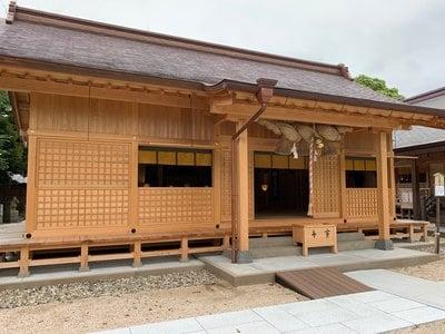 立虫神社(島根県)