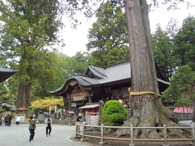 北口本宮冨士浅間神社(山梨県)