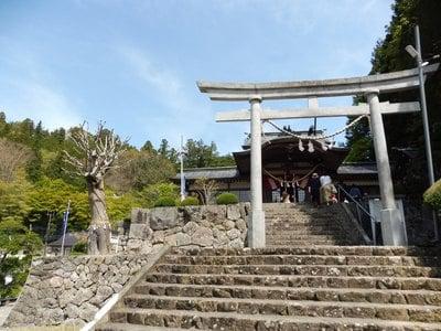 夫婦木神社(山梨県)