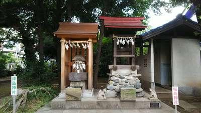 子ノ神社の末社