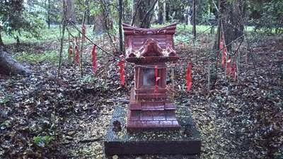 茨城県夷針神社の写真