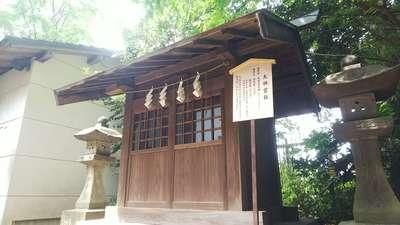 南沢氷川神社の末社