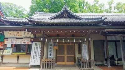 南沢氷川神社の建物その他