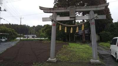 高田神社(茨城県)