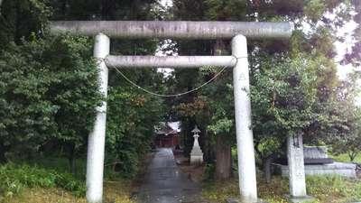 息栖神社(茨城県)