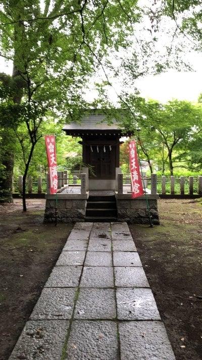 埼玉県神明社の写真