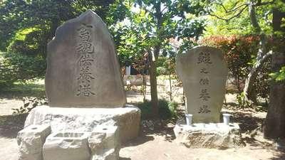 米津寺(東京都)