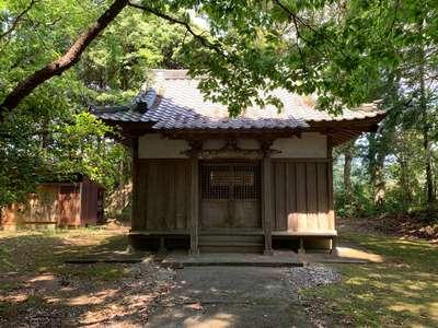 千葉県玉前神社の本殿