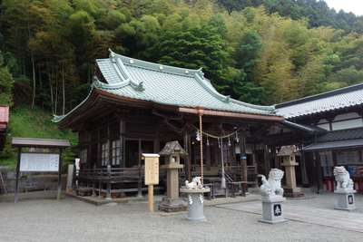 宮城県早馬神社の写真