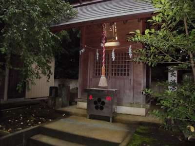 神奈川県豊受大神の末社