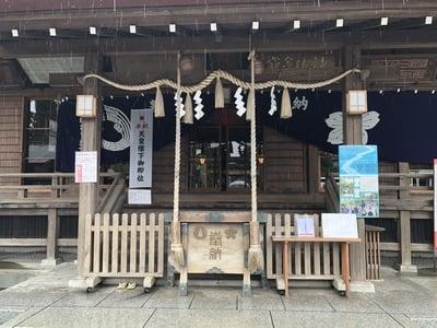 櫻岡大神宮の本殿