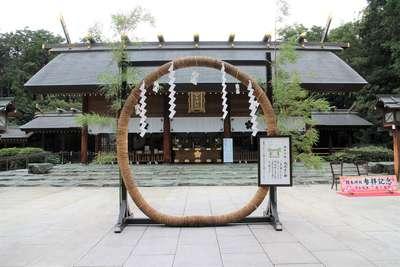 櫻木神社の本殿