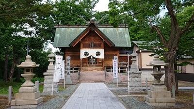 北海道空知神社の写真