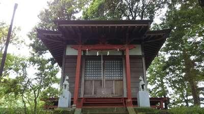 一盃山稲荷神社(茨城県)