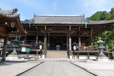 善峯寺の本殿