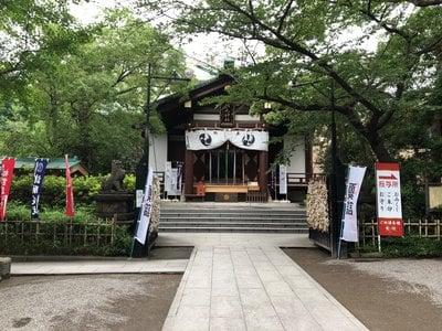 稲毛神社(神奈川県)