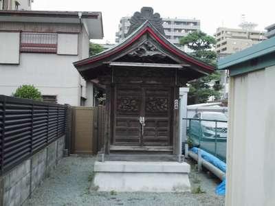 大鷲神社の本殿