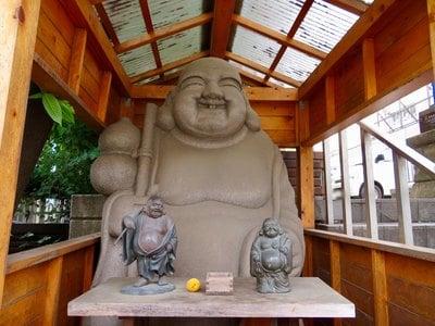 貴船神社の仏像