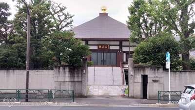 玄信寺の本殿