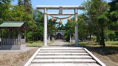 新十津川神社(北海道)