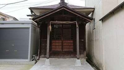 東京都還国寺の写真
