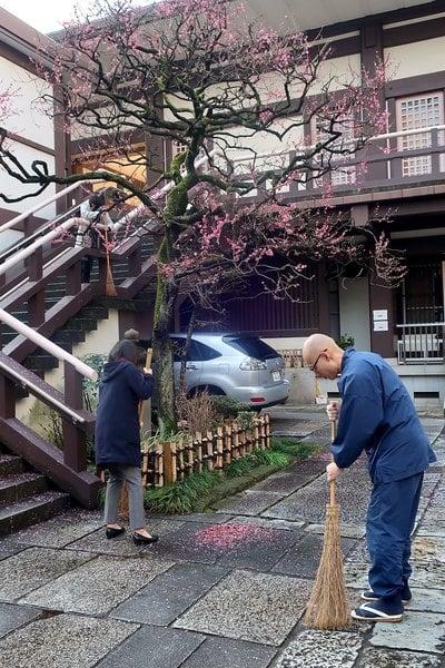 東京都光明寺の写真