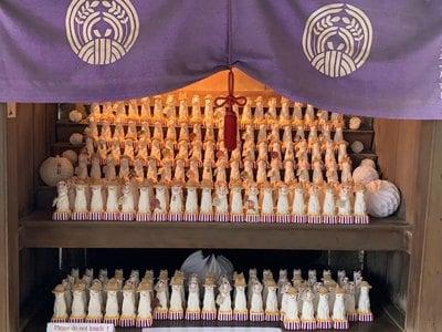 東京都被官稲荷神社の写真