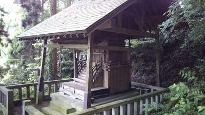 上諏訪神社(茨城県)