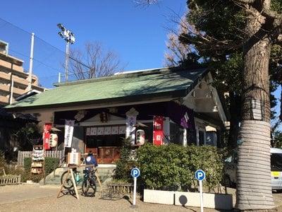 下神明天祖神社(東京都)